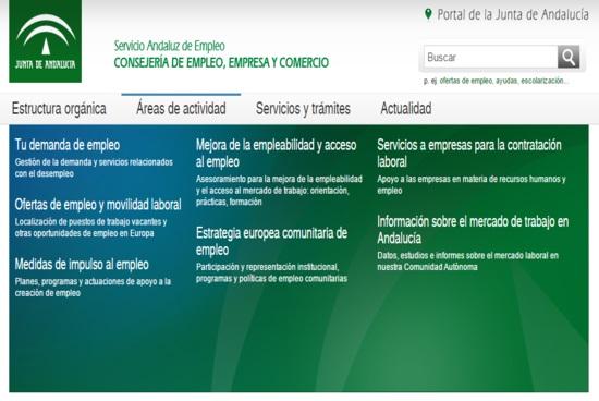 Servicio de Empleo Andaluz SAE