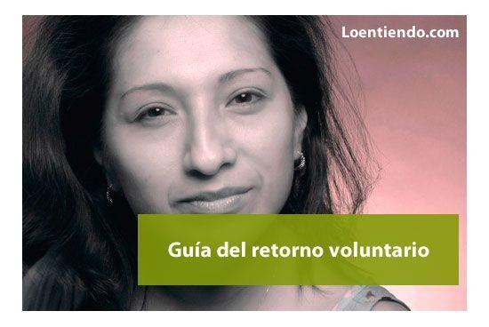 Guía del retorno voluntario