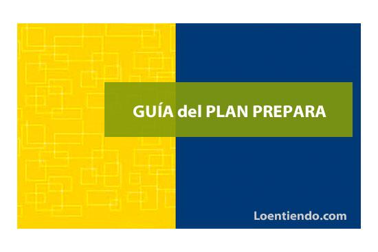Cómo solicitar la ayuda del Plan Prepara 2018