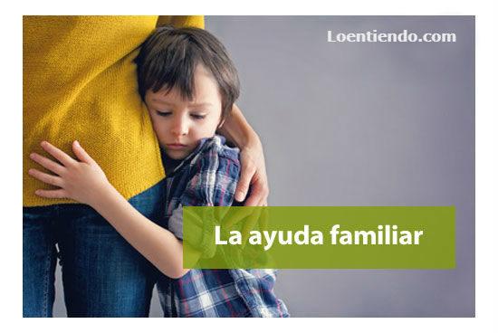 el subsidio de ayuda familiar