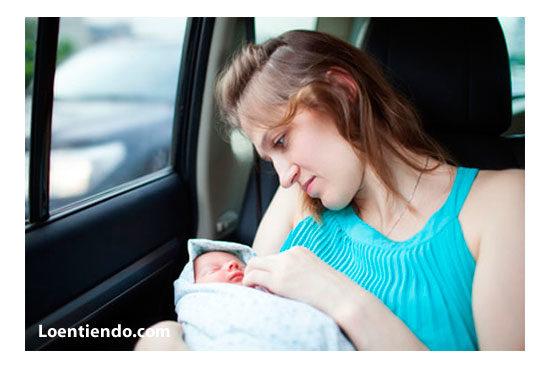Baja por maternidad mientras se cobra el paro