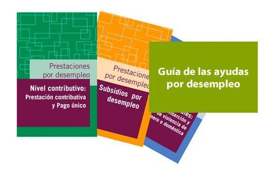 Guía y esquema de las ayudas por desempleo