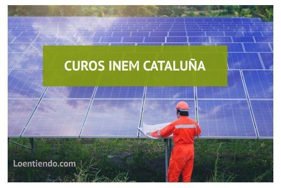 Cursos Inem Cataluna 2020 Formacion 2021 Loentiendo