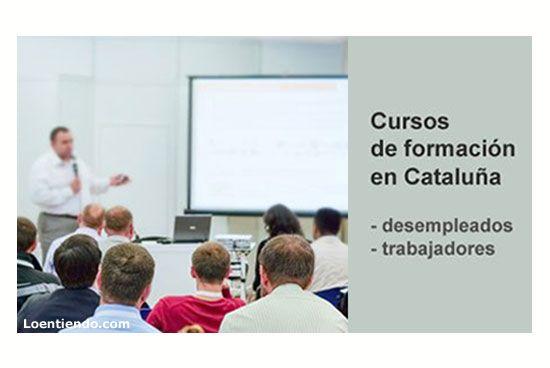Cursos inem en Cataluña