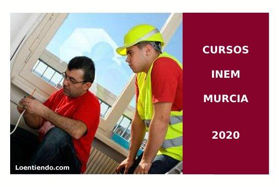 Cursos INEM MURCIA 2020