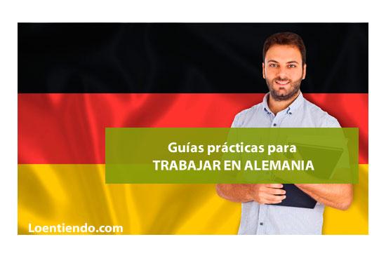 Guías para trabajar en Alemania
