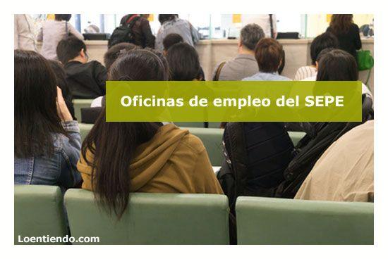 Oficinas de empleo del SEPE I(NEM)