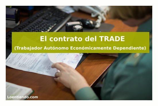 El contrato del TRADE