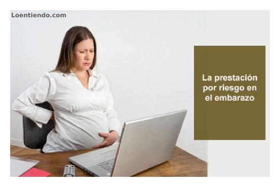 La prestación por riesgo en el embarazo