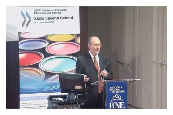 "Informe OCDE ""Skills beyond School"""