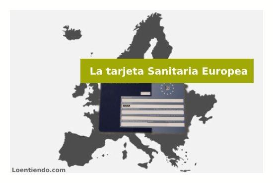 La asitencia medica en la Tarjeta Sanitaria Europea