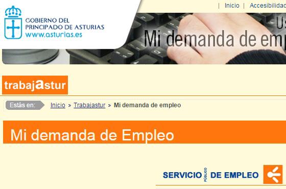 C mo sellar el paro por internet en asturias inem 2018 for Sellar paro por internet