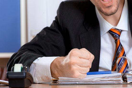 Qué hacer ante una sanción en la empresa