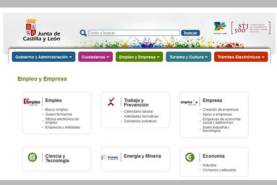 C mo sellar el paro por internet en castilla y le n inem for Sellar paro oficina virtual