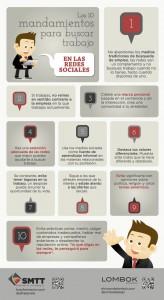 Buscar trabajo en las redes sociales