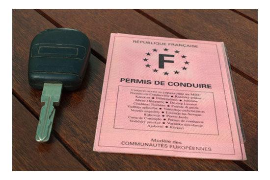 Los canjes de permisos de conducir extranjeros