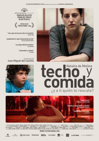 """""""Techo y comida"""", pelicula nominada a los premios Goya 2016"""