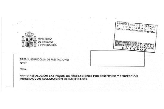 Prescripción de infracciones y sanciones SEPE y Seguridad Social