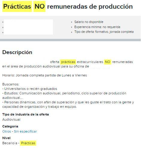 anuncio-oferta-de-practica-no-remunerada
