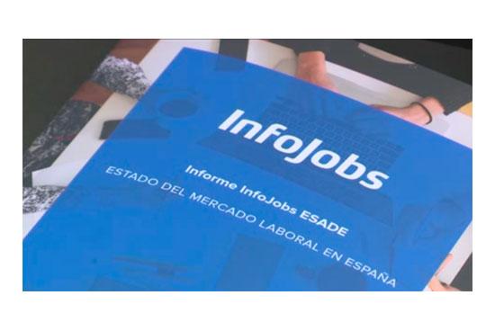 Informe mercado laboral 2015 Infojobs