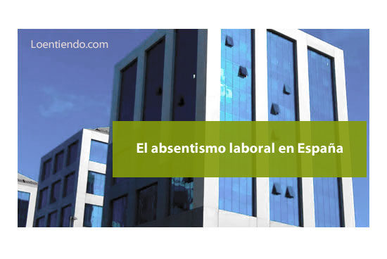 Absentismo laboral en España