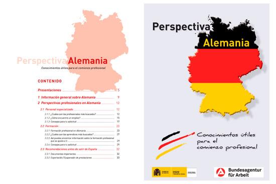 Guía para trabajar en Alemania