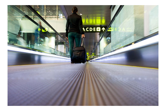 Sanciones por viajar al extranjero sin comunicarlo