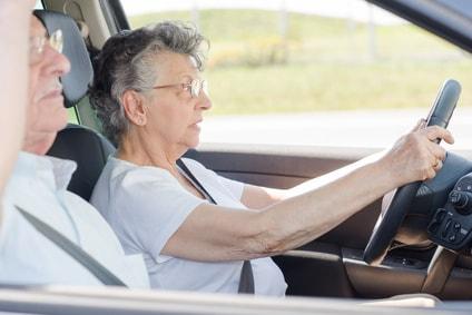 Limites máximos de edad para conducir
