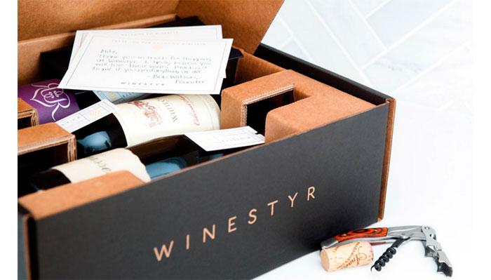 Innovación en la distribución de vinos