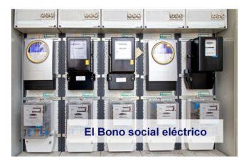 El descuento del bono social en la electricidad