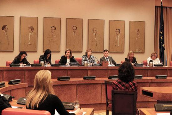 Comisión de seguimiento del Pacto de Toledo