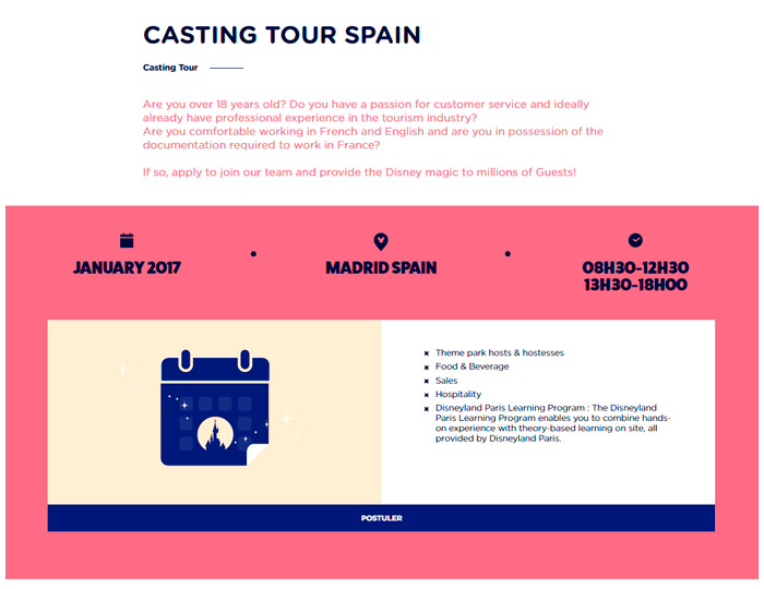 casting-tour-spain-disneyland-paris-2017