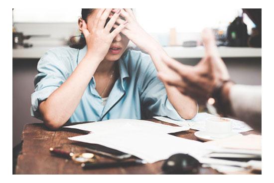 El miedo del trabajador a reclamar a la empresa