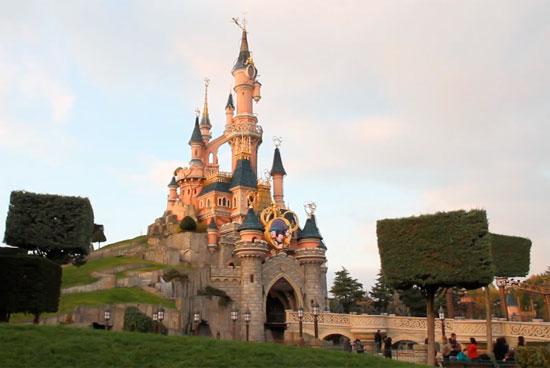 Trabajar en Disneyland Paris