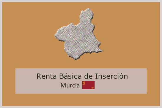 Renta Básica de Inserción de Murcia