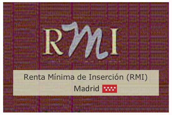 Renta Mínima de Inserción (RMI) en Madrid