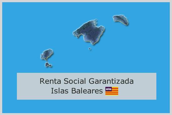 Renta Social Garantizada en Baleares