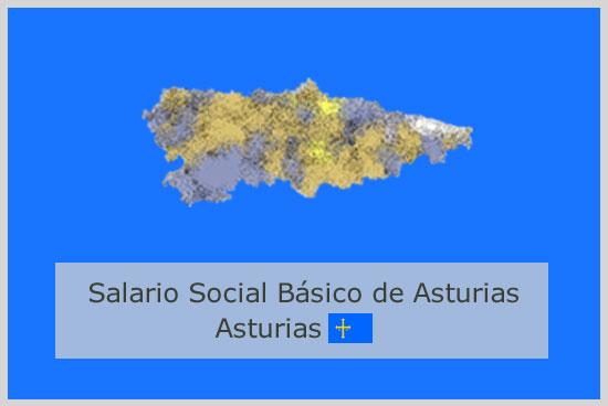 Salario Social Basico de Asturias