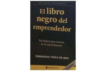 El libro negro del emprendedor 350x234