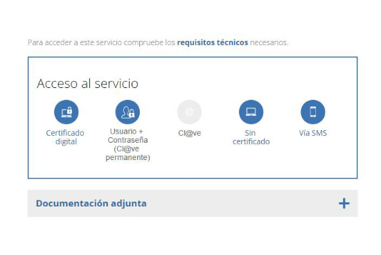 Vida laboral con certificado digital tr mites 2018 for Sellar paro con certificado digital
