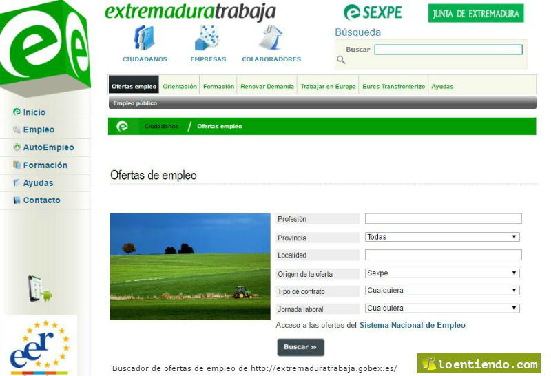 Extremadura Trabaj