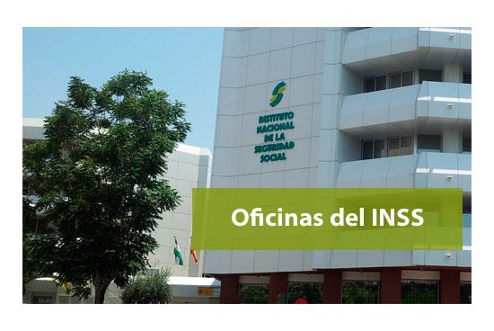oficinas del inss instituto nacional seguridad social