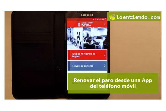 Navarra se une al grupo de autonom as que permiten sellar for Sellar paro por internet