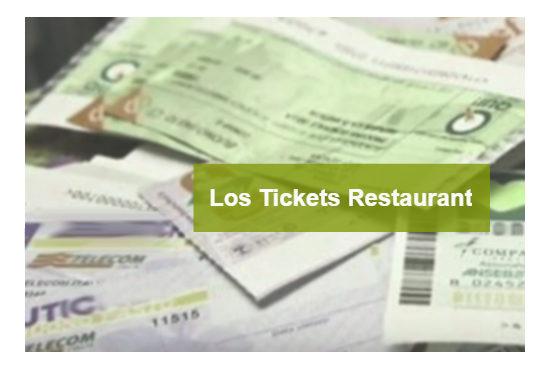 los ticket restaurant