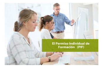 El permiso individual de formación (PIF)