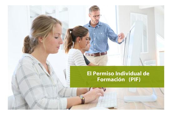 El permiso individual de formación PIF