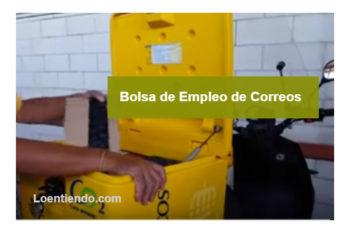 Correos abre la convocatoria de 70.000 plazas en su bolsa de Empleo temporal