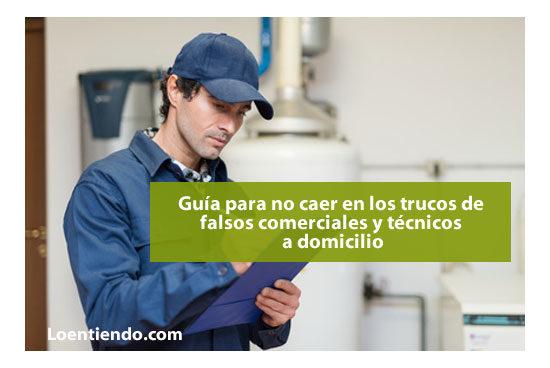 Guía trucos comerciales y técnicos a domicilio