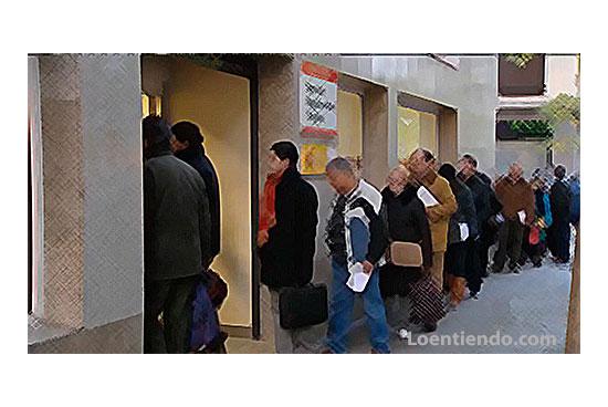 tres problemas en las ayudas por desempleo