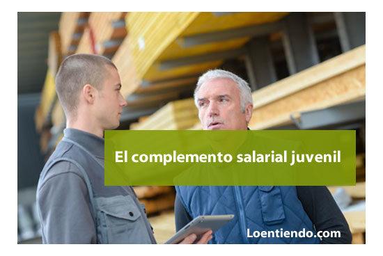 complemento salarial juvenil
